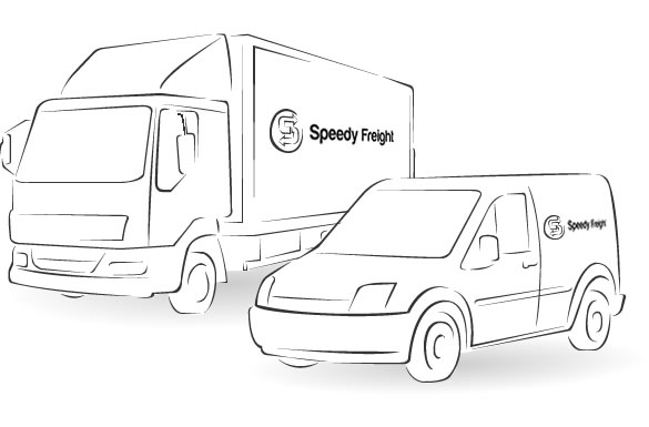 Speedy-Freight-Drawing