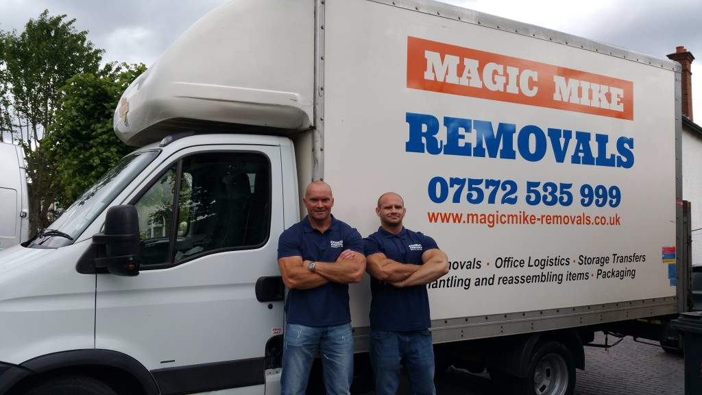 Magic Mike Removals