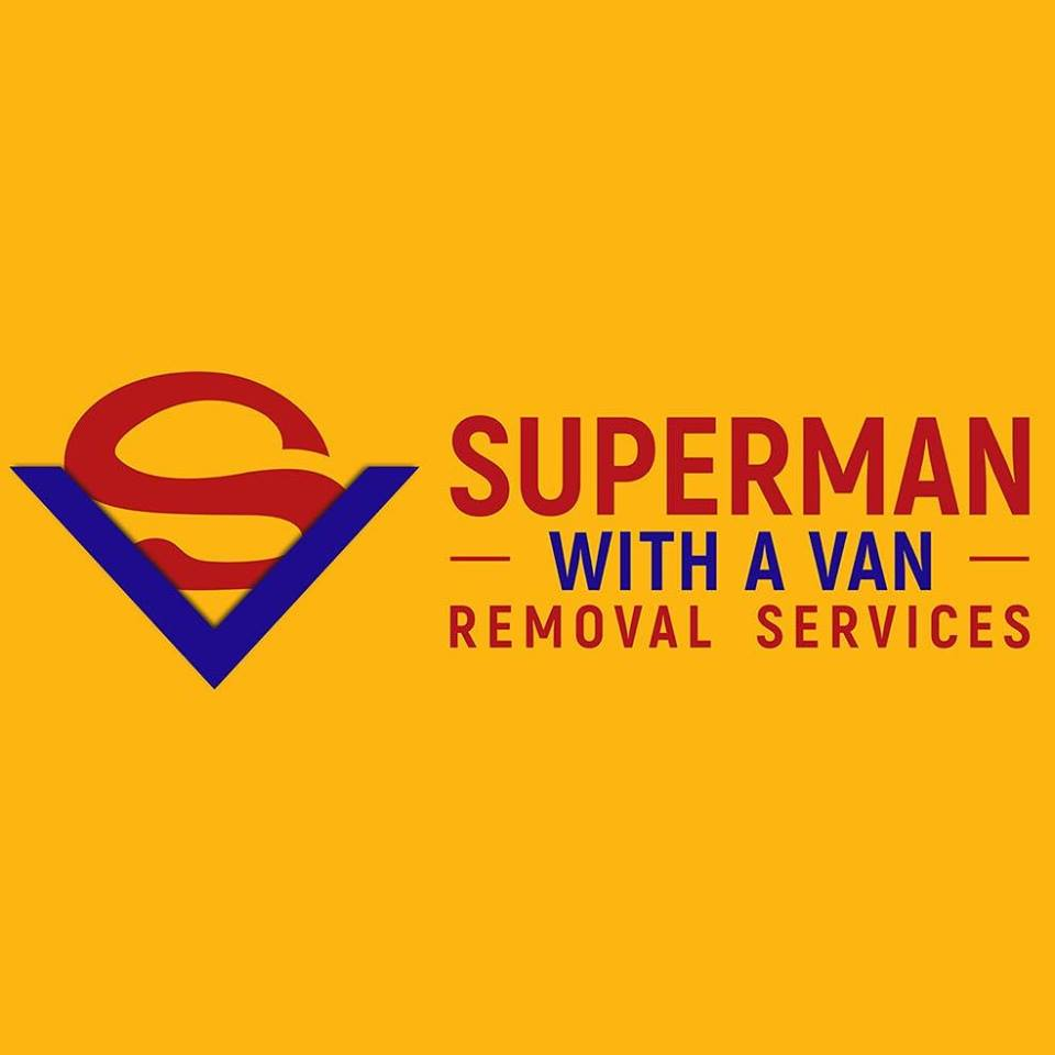 Super Man with a Van Harrow