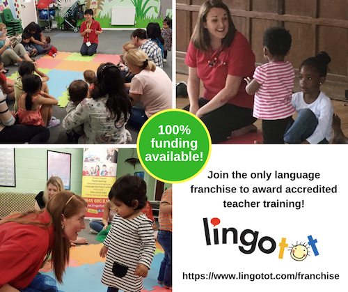 Lingotot Children's Language Franchise