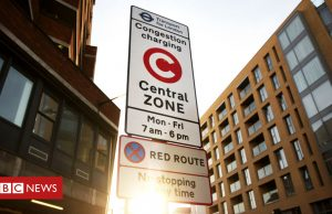 99824348 congestion charge getty