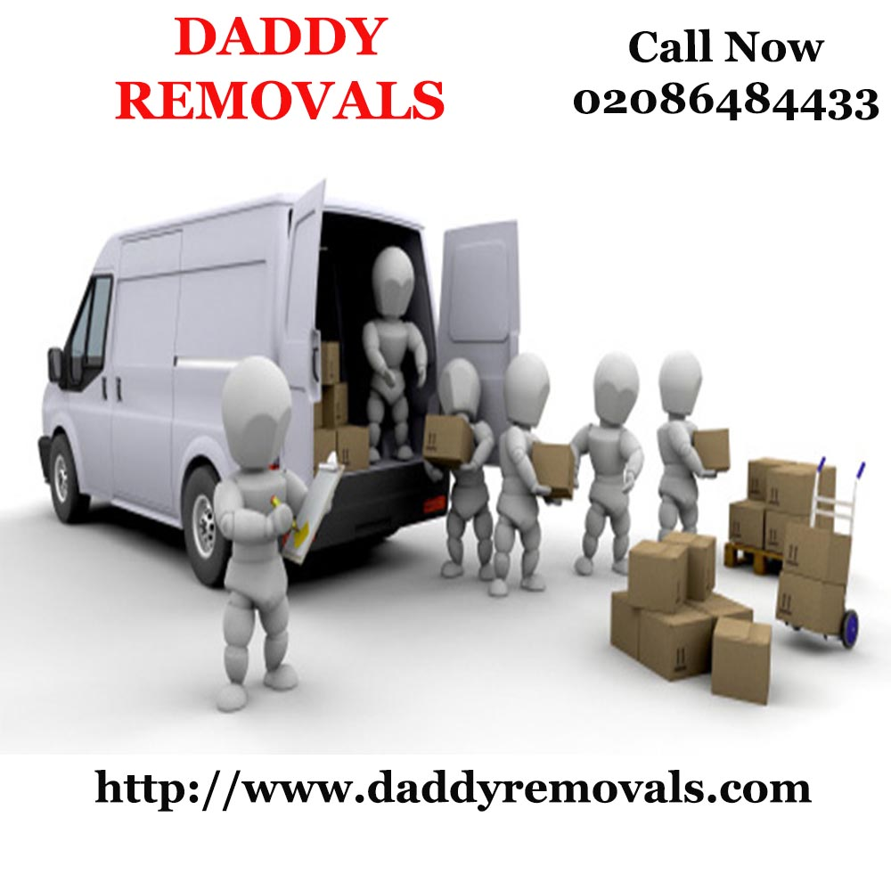 Man and Van Services in Epsom