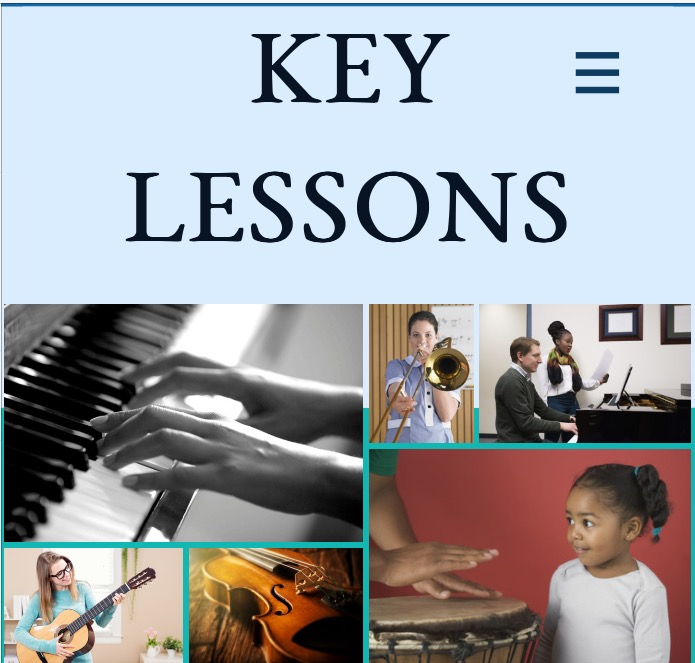 KEY LESSONS-MUSIC LESSONS IN YOUR HOME WITH DBS CHECKED AND EXPERIENCED TUTORS
