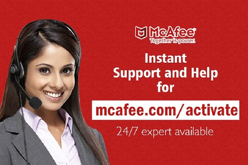 Mcafee.com/activate - Install and Activate