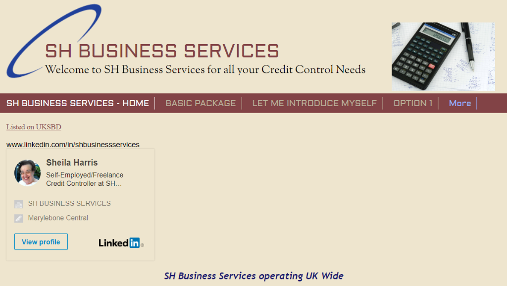 SH Business Services